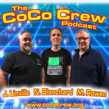 The CoCo Crew Podcast with John Linville, Mike Rowen, and Neil Blanchard